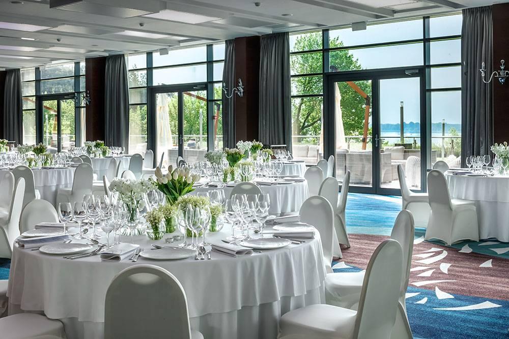 Restauracja Yacht Club Hotel Warszawianka
